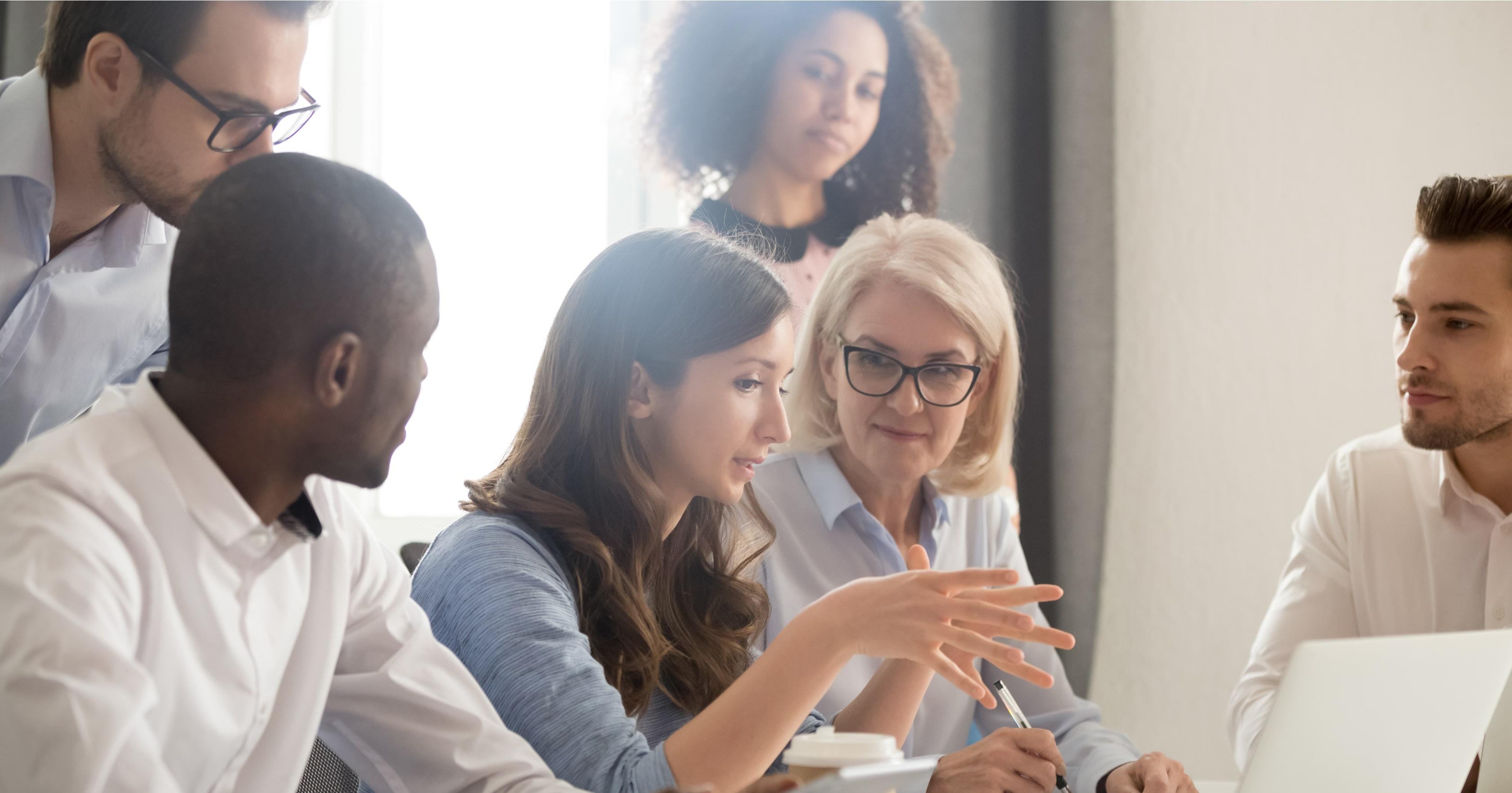 Ambientes de trabalho multigeracionais e o preparo para a aposentadoria